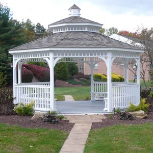16 Lexington Gazebo