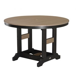 Poly Vinyl 48in Round Table