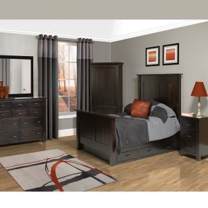 Horizon Shaker Bedroom Set