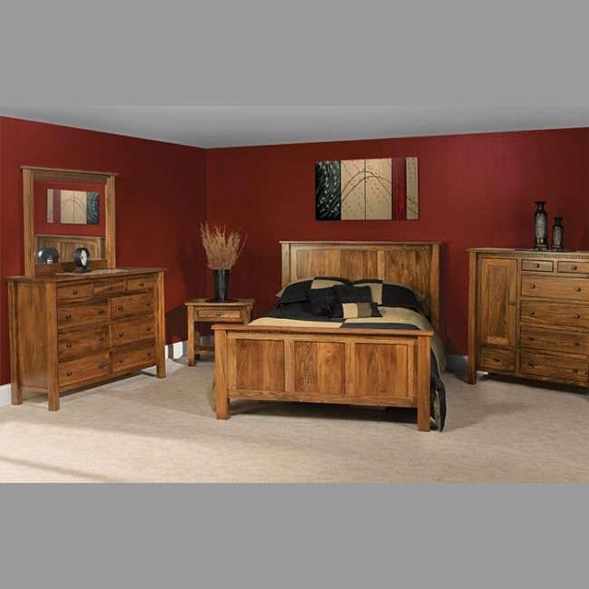 Lindholt Bedroom Setting