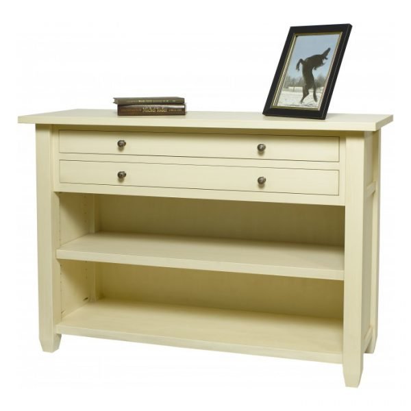 Plw White Tv Stand Troyer Furniture