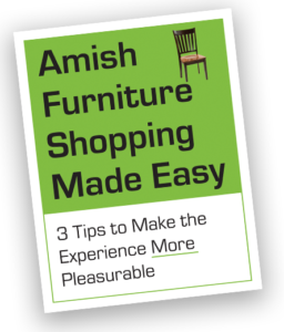 When You Think Of Shopping Amish Furniture, Have You Ever Felt Overwhelmed  With All The Options?