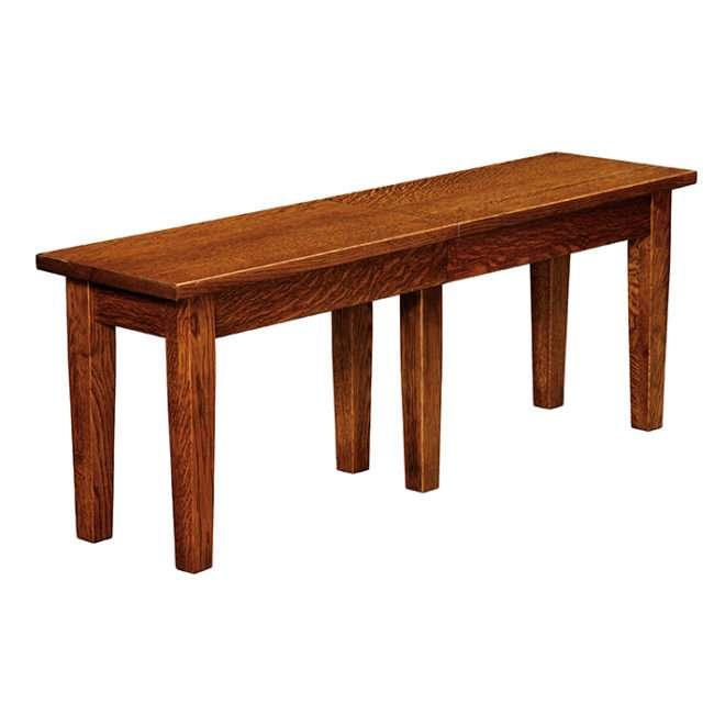 Denver 4ft Dining Table Bench