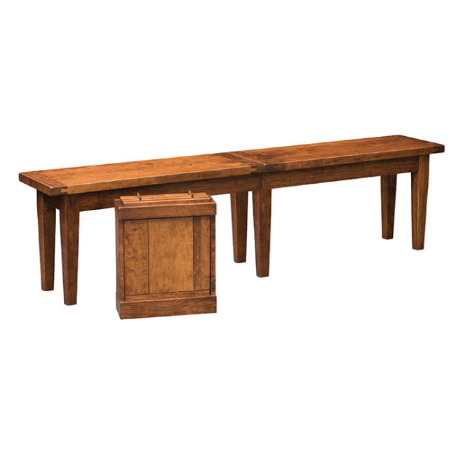 Jacoby Dining Table Bench Extendable