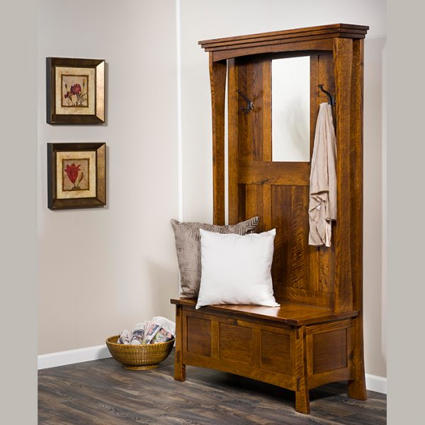 Modesto Hall Seat for Dining Room or Hallway