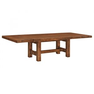 Wellington Dining Table - Trestle Base