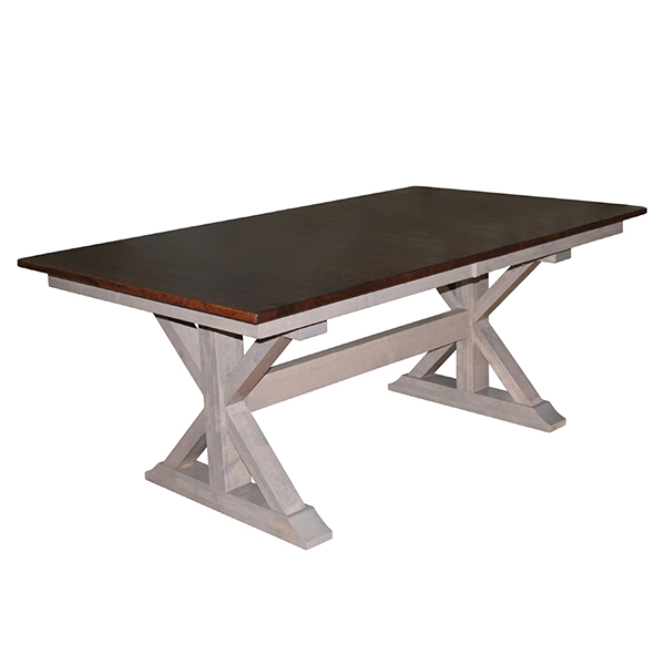X-Base Dining Table Double