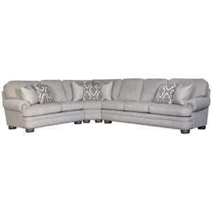 3620 Fabric Sectional Sofa