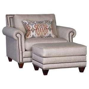 9000 Chair & Ottoman