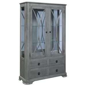 Veranda-2-Door-Hutch-w--Glass-Doors