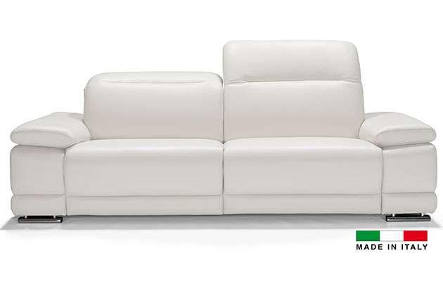 1.-Escape-Itailian-Leather-Sofa-WHT